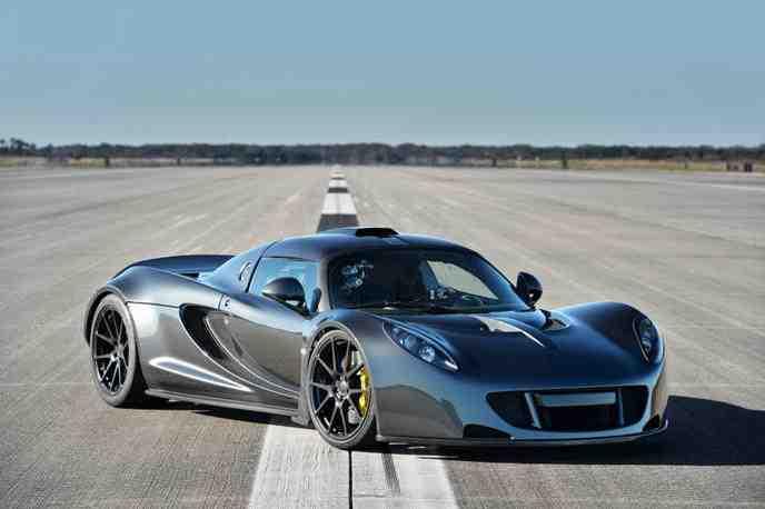 Quelle est la voiture la plus puissante de France?