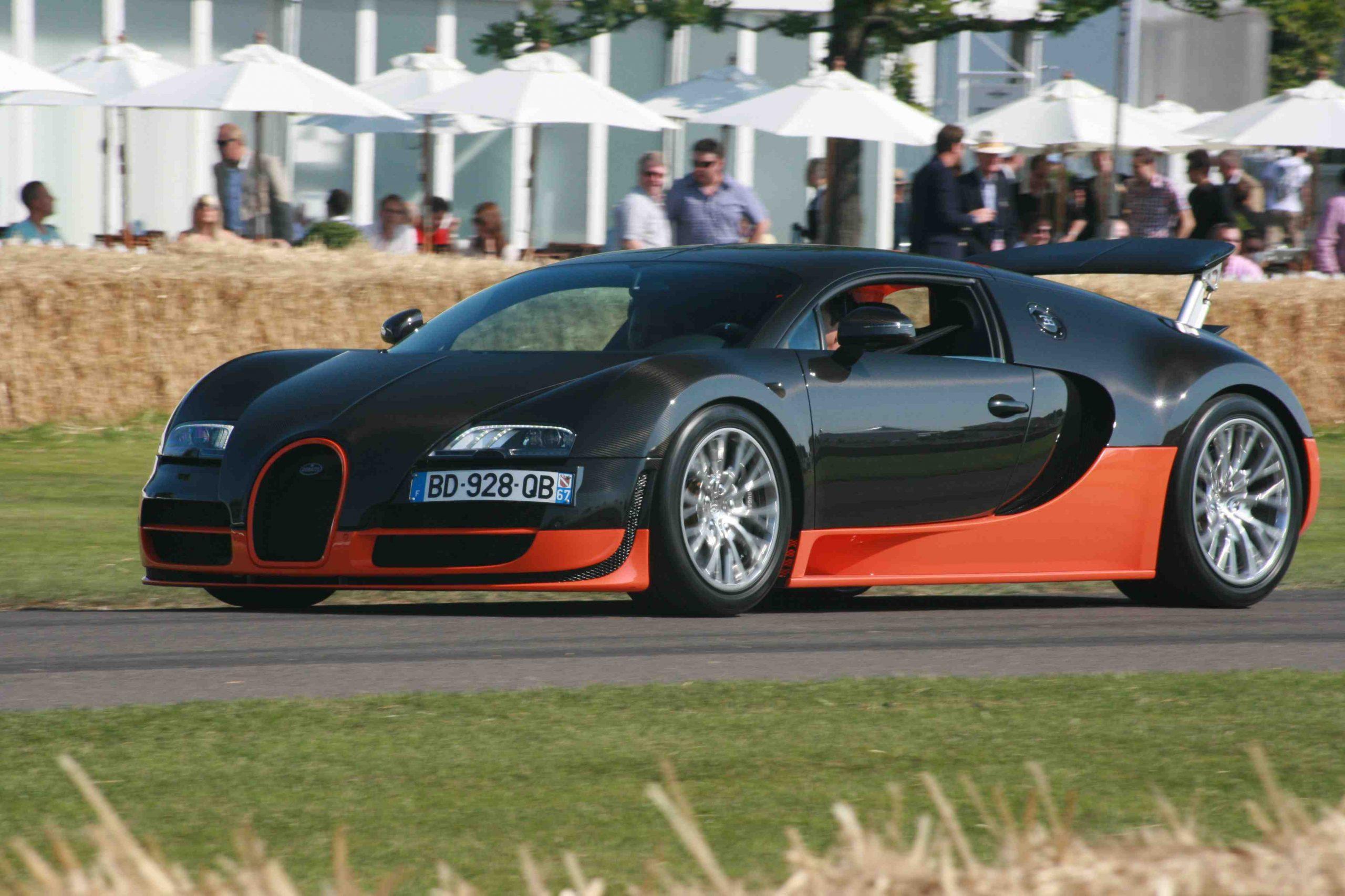 Quelle est la voiture la plus rapide en 2020?