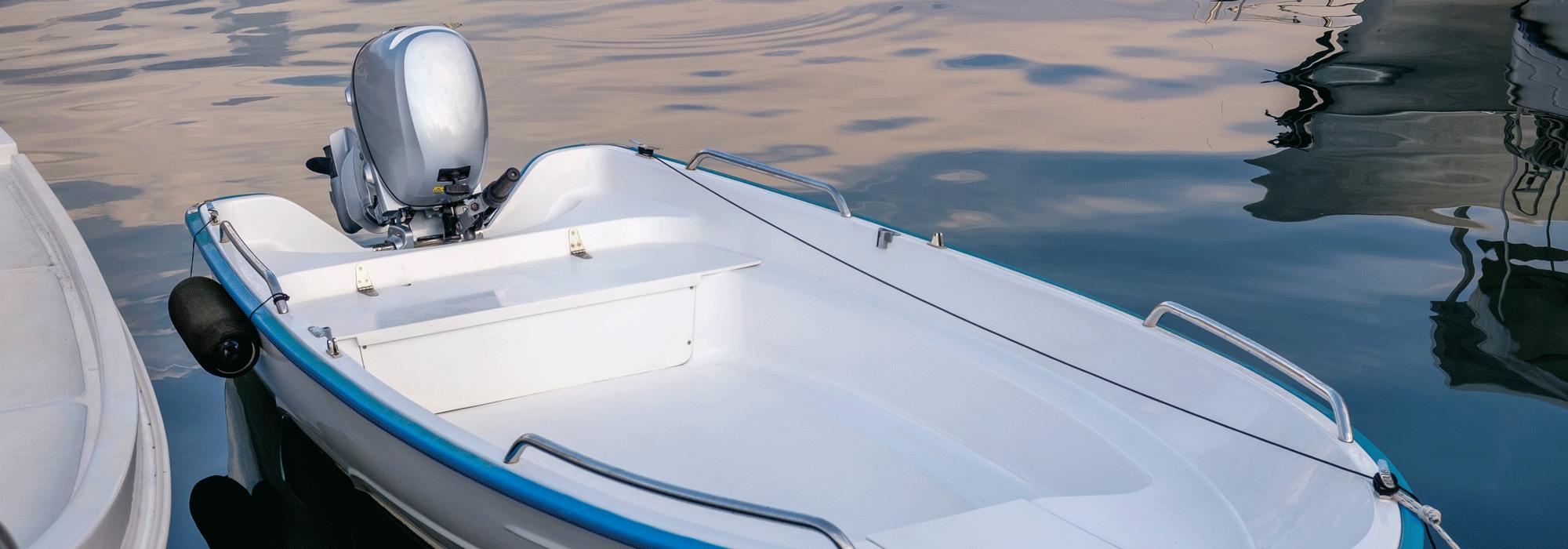 Quelle puissance pour un moteur de bateau sans permis?