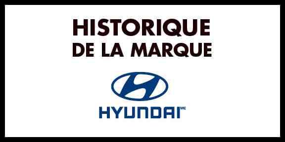 Quels moteurs Hyundai sont fabriqués?