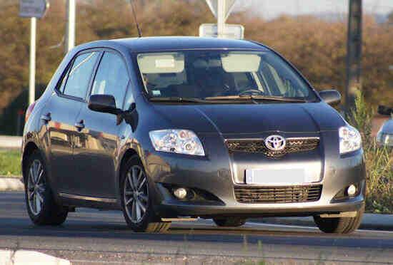 Où est fabriquée la Toyota Corolla?