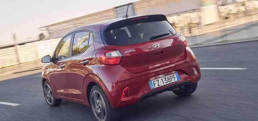 Quel carburant pour l'essence Hyundai i20?