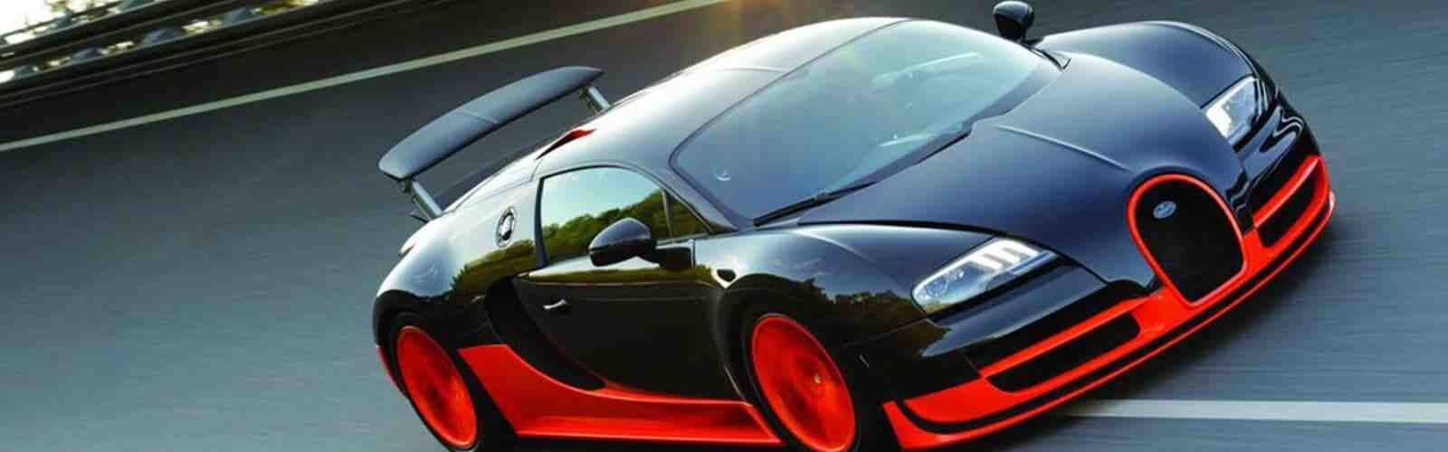 Quelle est la Bugatti la plus rapide?