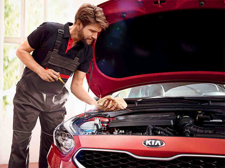 Qui fabrique le moteur du Kia Sportage?