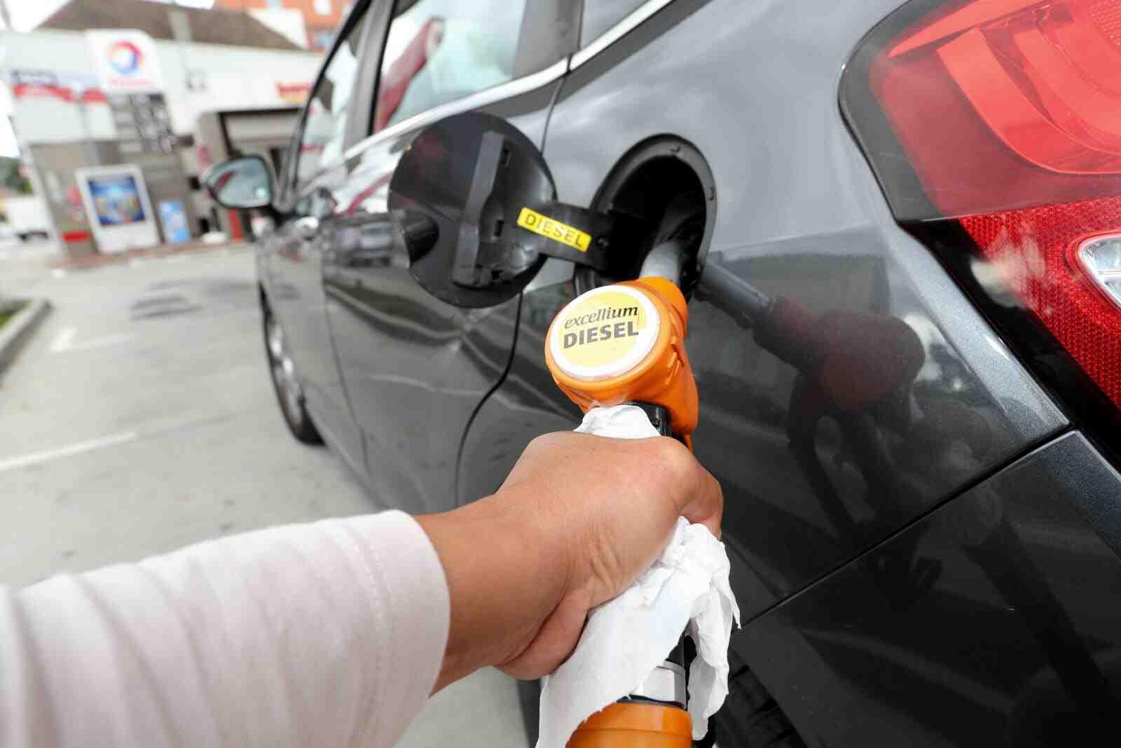 Achetez-vous toujours du diesel?