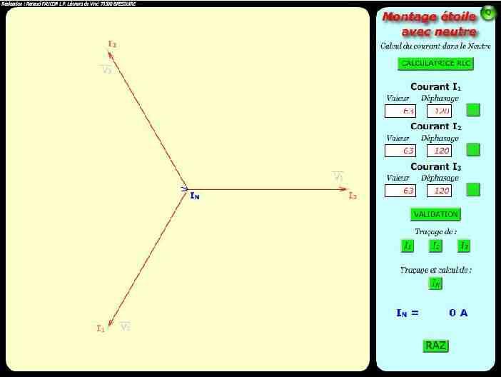 Comment calculer le kVA triphasé?