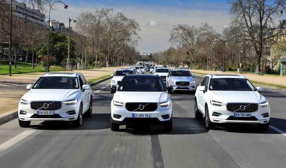 D'où vient Volvo?