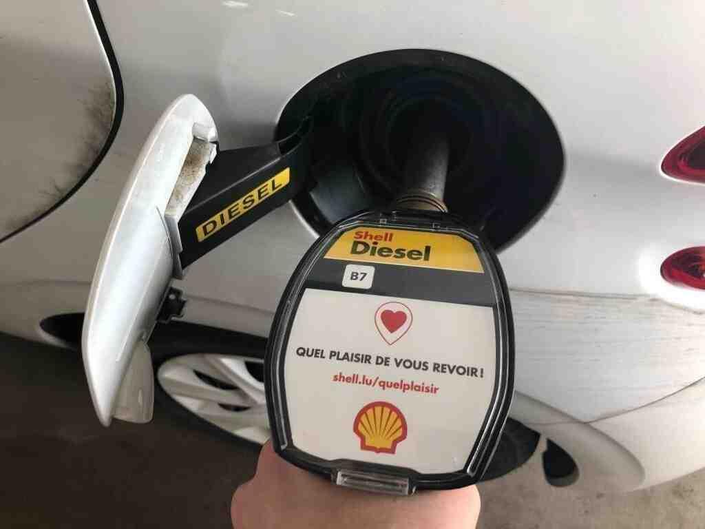 Pourquoi ne pas acheter du diesel?