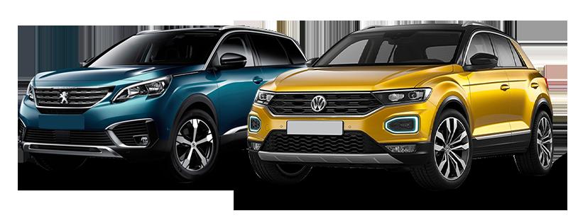 Quel SUV sera choisi en 2020?