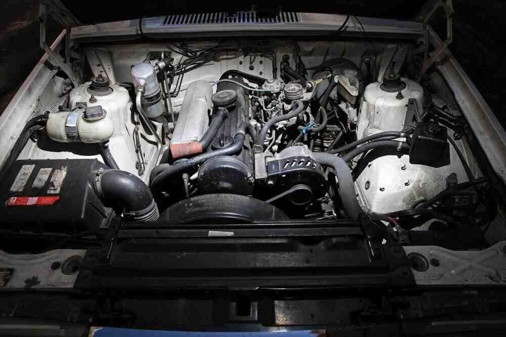 Quel moteur est conçu pour Volvo?