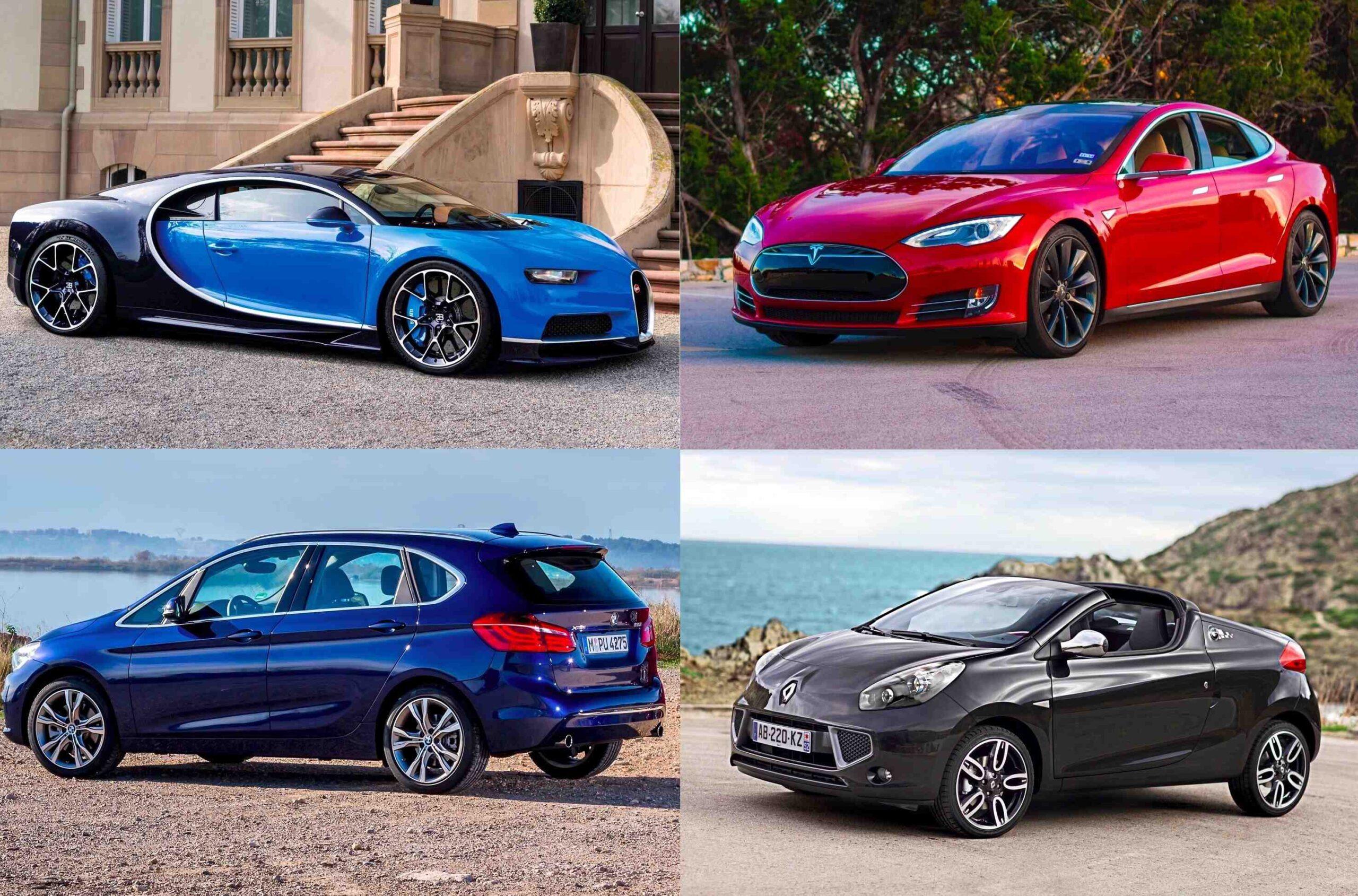 Quel sont les marque de voiture japonaise ?