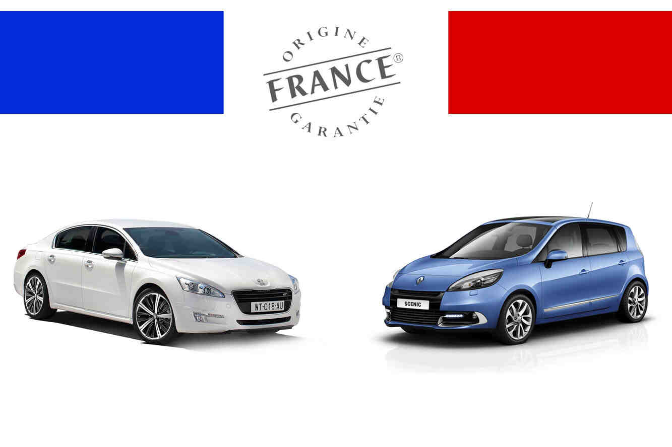 Quelle est la meilleure marque automobile française?