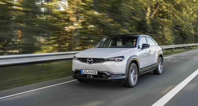 Quelle est l'origine de la marque Mazda ?