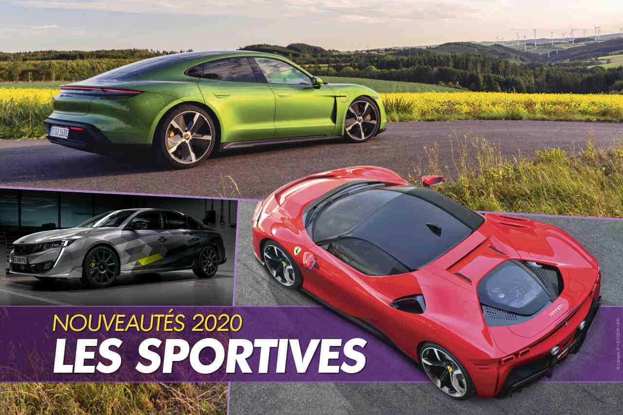 Quelle voiture de sport acheter en 2020?