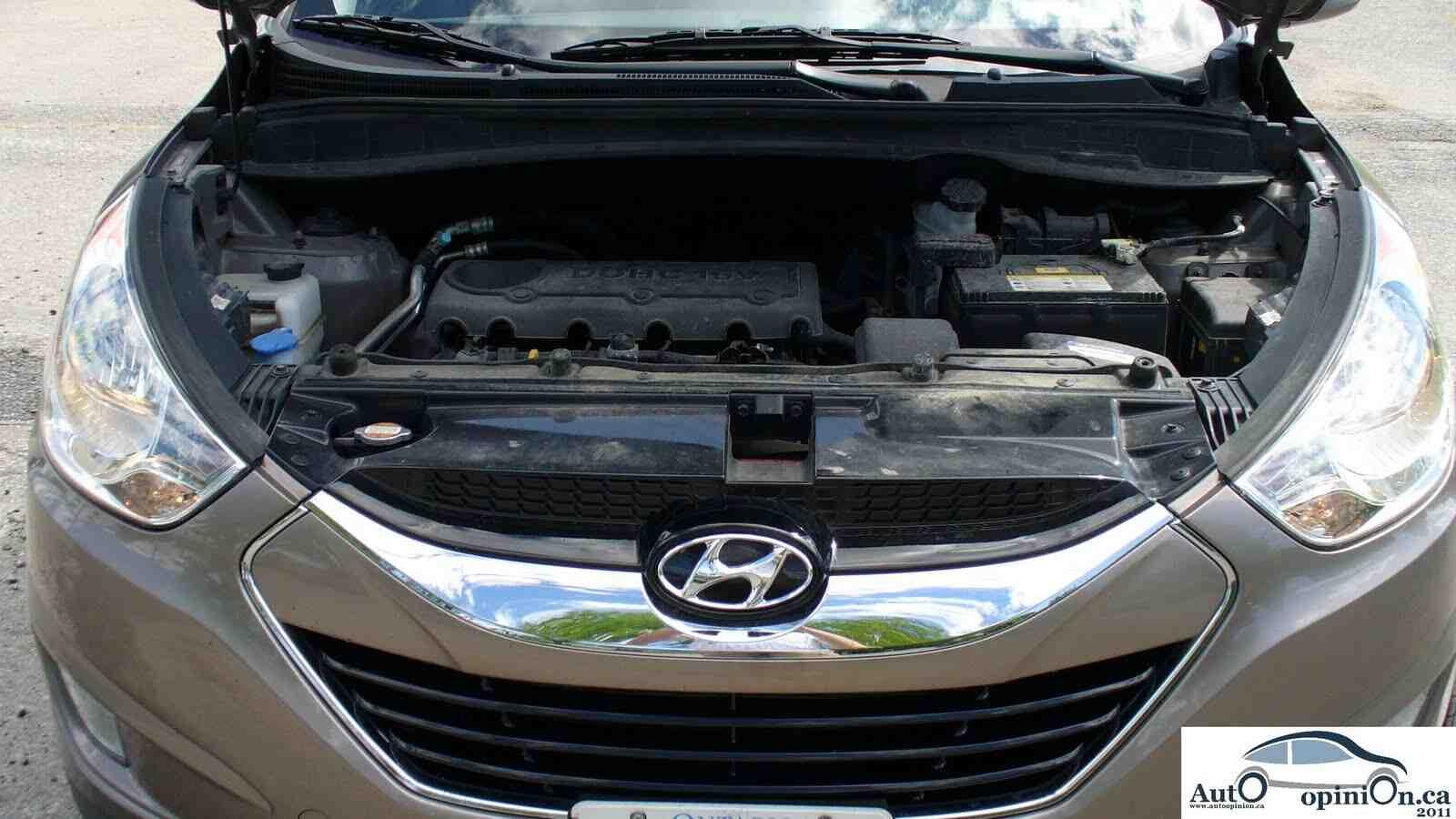 Quand remplacer la courroie de distribution Hyundai Tucson?