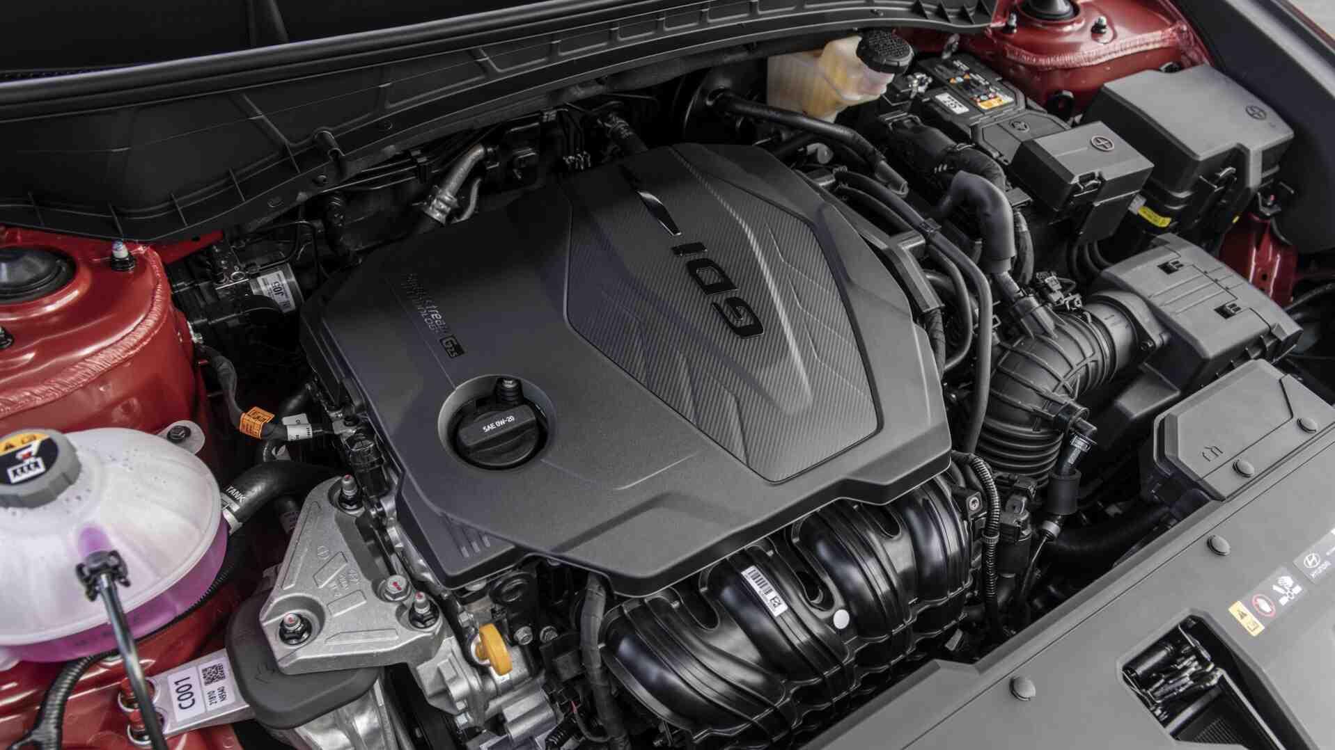 Quel moteur choisissez-vous plutôt que Tucson?