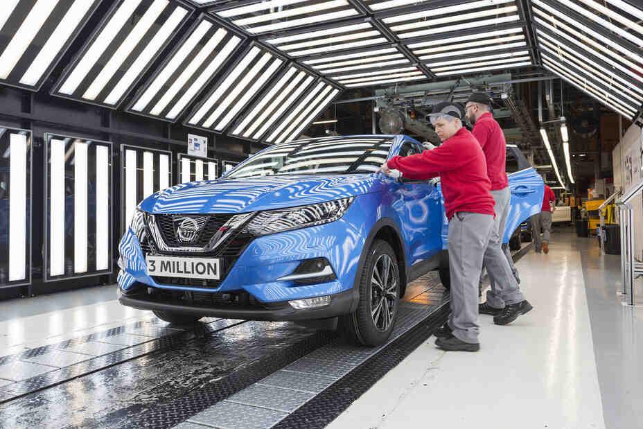 Quelle est l'origine des voitures Nissan?