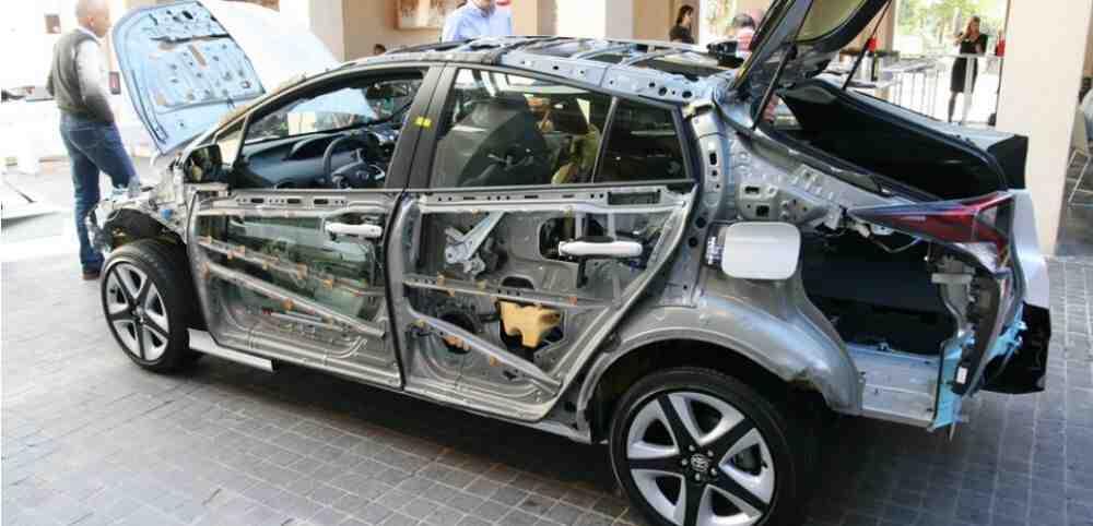Quelles sont les marques du groupe Toyota?