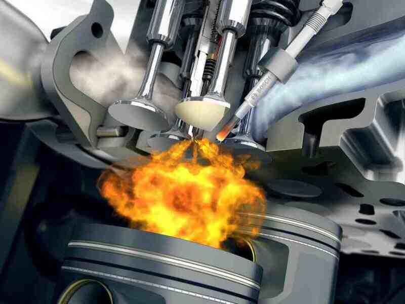 Qu'est-ce qui fonctionne au cœur d'un moteur chaud?