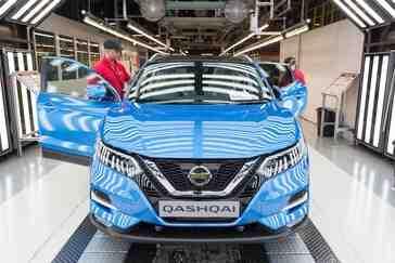 Qui a acheté une Nissan?