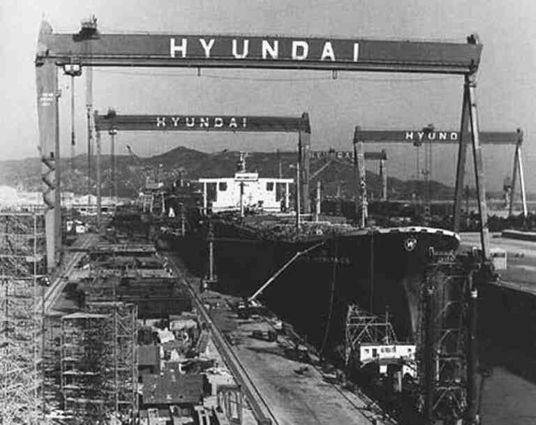 Où Hyundai Tucson est-il fabriqué ?