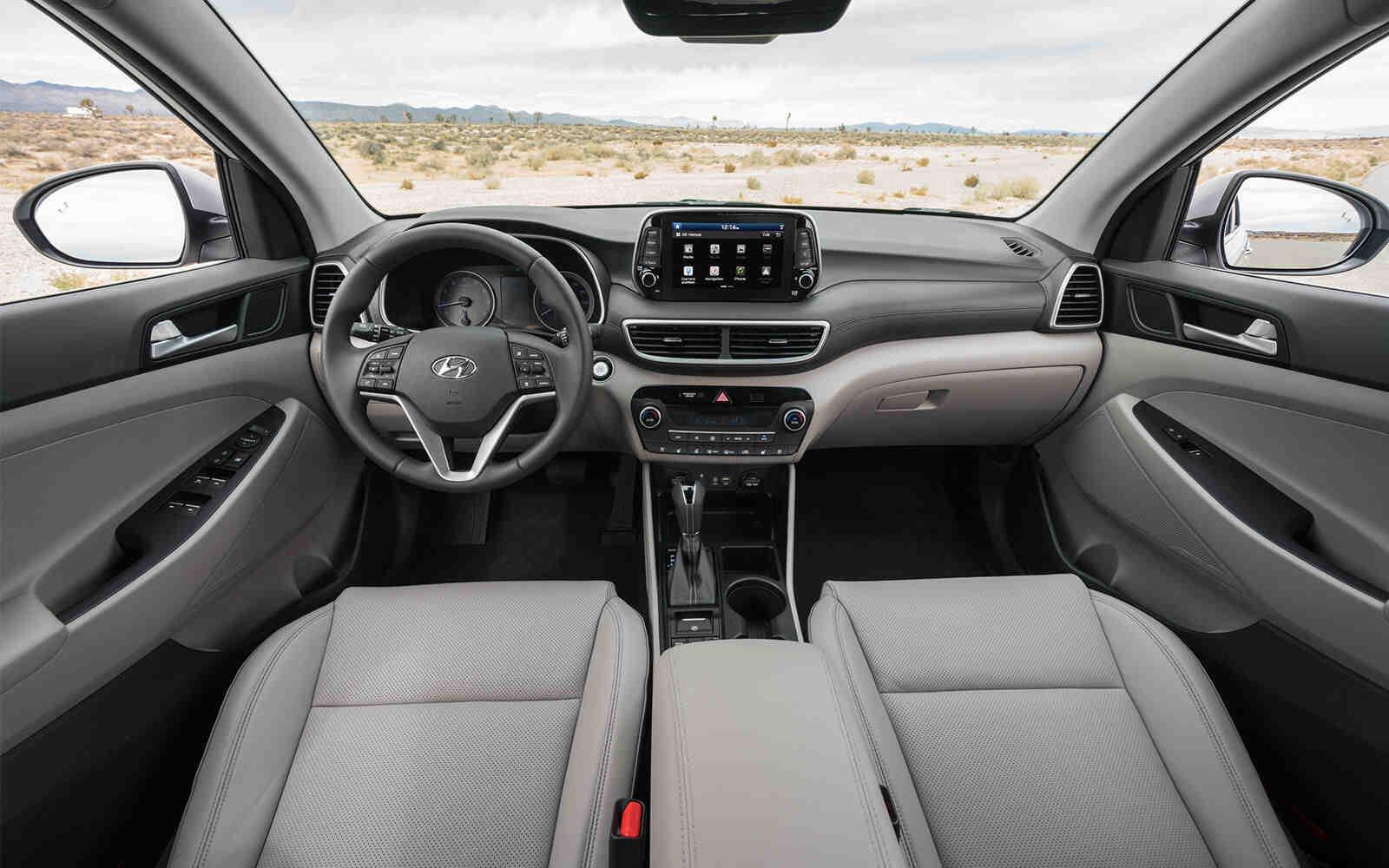 Où sont fabriqués les Hyundai Tucson ?