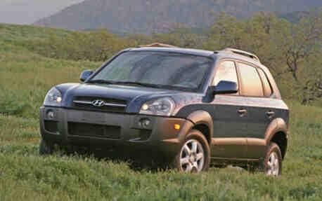 Où sont les Hyundai Tucson ?