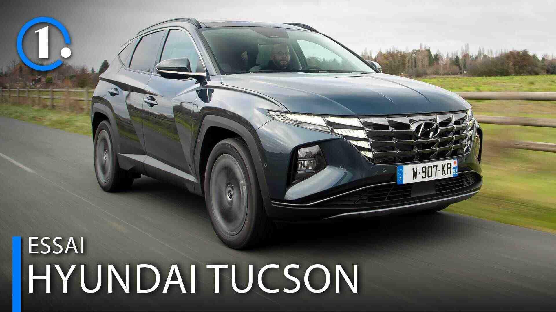 Quel moteur Hyundai Tucson ?